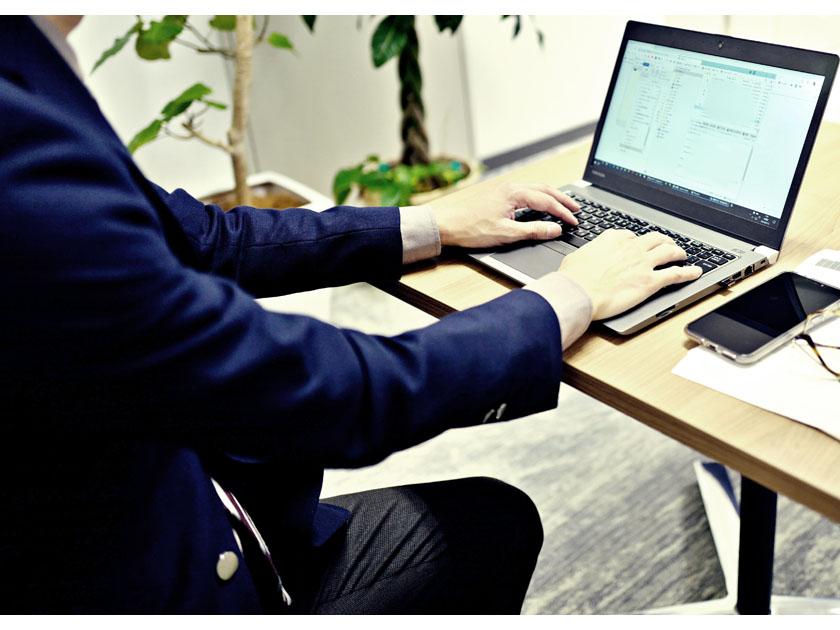 当社はお客様のニーズに合わせ、ユーザーが使いやすくわかりやすいデザイン企画・制作を行っています。